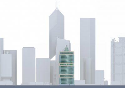 Alternative Tower. HONG KONG – CHINE