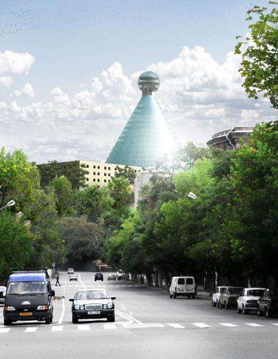 yves wozniak centre d'affaire yerevan armenie