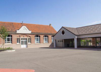 Ecole du centre . ANNEQUIN