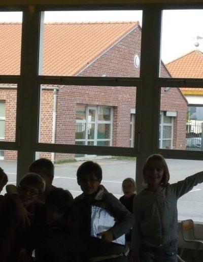 Groupe scolaire lecelles yves wozniak