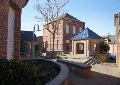 Ecole communale . BETHENCOURT