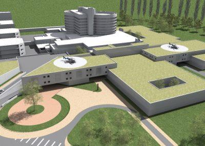Hôpital du Valais . SION – SUISSE