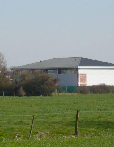Salle de sport . STEENBECQUE