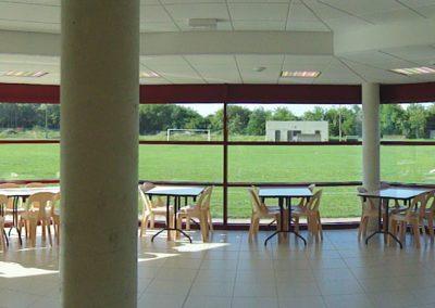 Club de foot Annequin Yves Wozniak Architecte 3