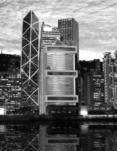 Alternative tower - HONG KONG - CHINE