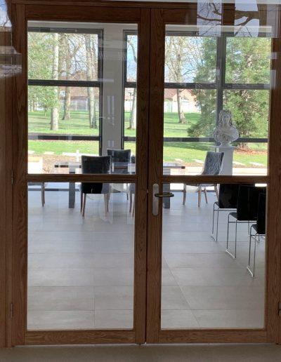 Yves Wozniak Architecte - Hotel de ville Hem 59510 8