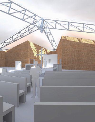 Chapel . RWANDA