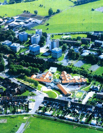 Yves Wozniak architecte Groupe scolaire Louvroil
